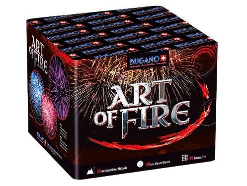 Art of Fire, 40sec