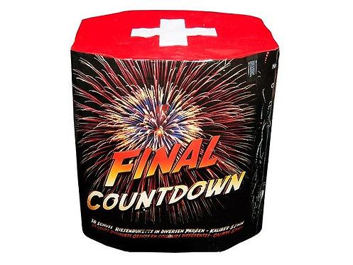Feuerwerk Batterie Final Countdown
