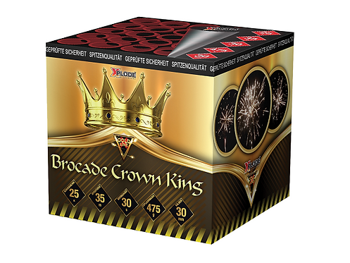 Brocade Crown King, 45sec