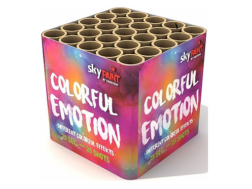 Colorful Emotion, 25sec