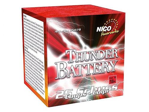 Thunder Battery, 30sec