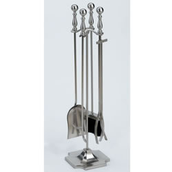 Woodfield Satin Nickel 4-piece Tool Set