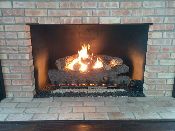 Ely Stokes Gas Logs Fireplaces Amp Inserts