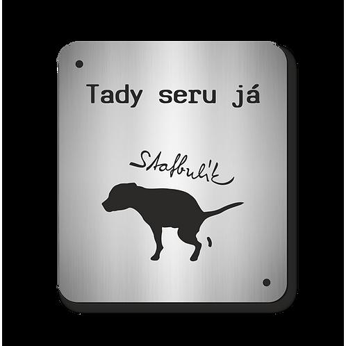 Cedulka Stafbulík