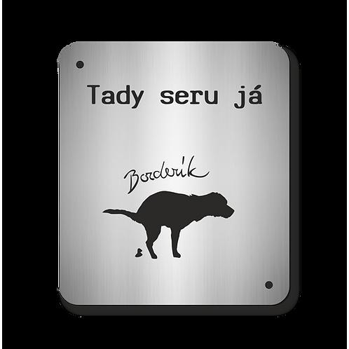 Cedulka Borderík 02