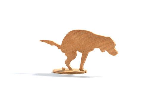Dřevěný Sraloun Alík