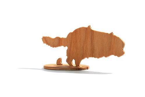 Dřevěný Sraloun Lansík