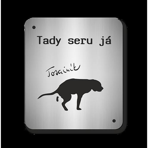 Cedulka Tosainík