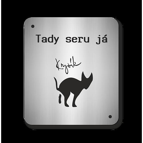Cedulka Krysík