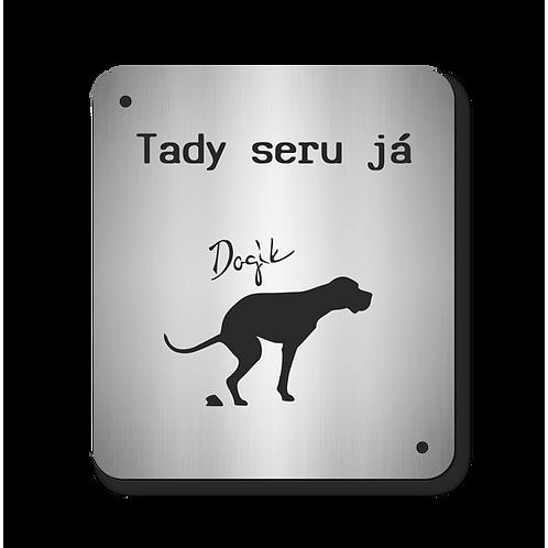 Cedulka Dogík