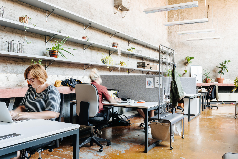 Half Day Coworking (Antwerpen)