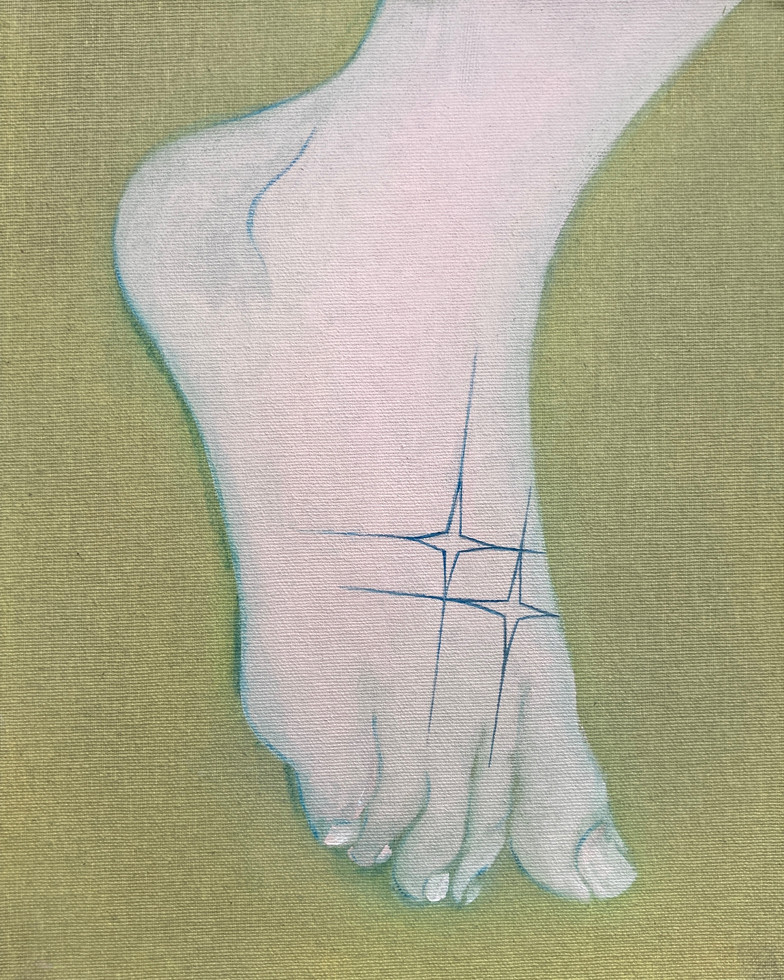 Starry Foot