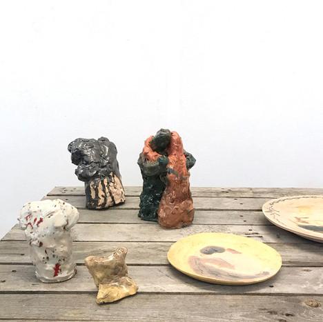 Various Ceramics