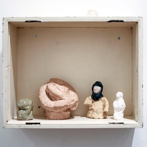 Ceramic Window Box