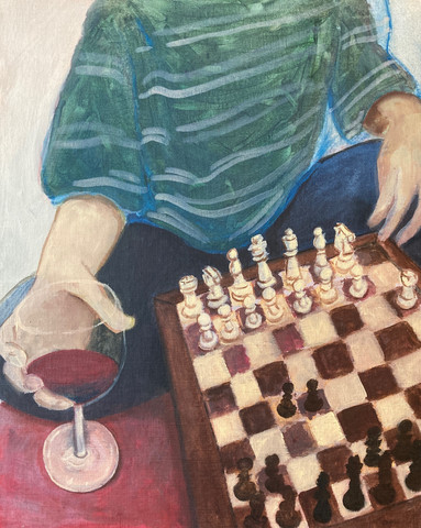 Chess and Red