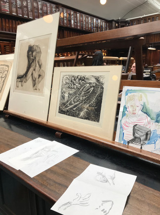 British Museum Drawing Workshops