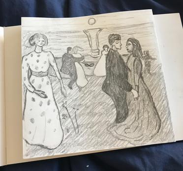 Copy of Munch's Dance of Life
