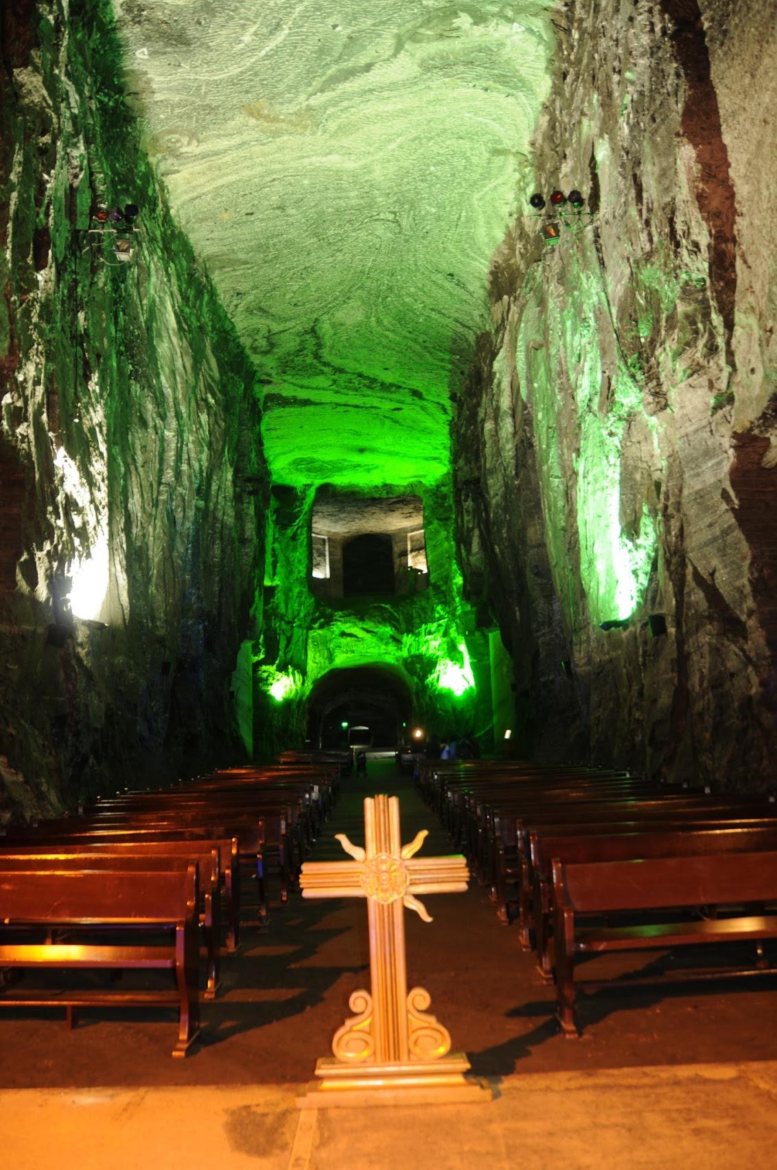 Catedral de Sal de Zipaquira