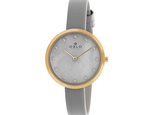 Relógio Oslo Feminino Cinza OFGSCS9T0002 | 1GX