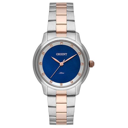 Relógio Orient Eternal Swarovski Feminino Clássico FTSS0083
