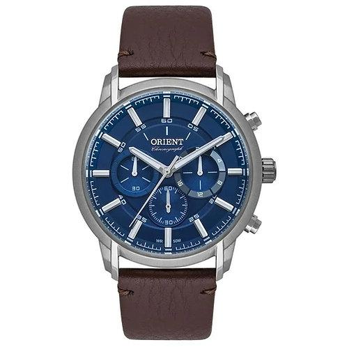 Relógio Orient Masculino Cronógrafo MBSCC055 D1NX