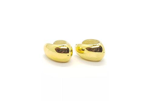 Brinco em Ouro Amarelo Coleção Inspired Fattini