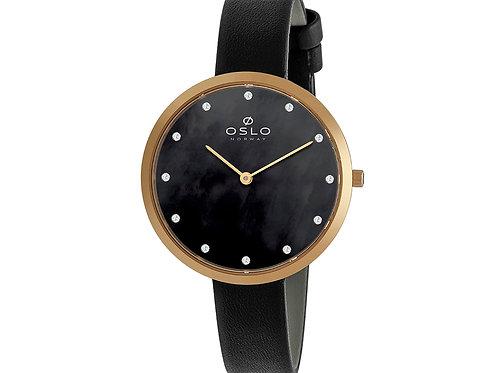Relógio Oslo Feminino Preto OFGSCS9T0005   P1PX