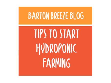 Tips to Start Greenhouse Farming