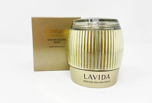 LAVIDA (COREANA PREMIUM) - MOISTURE SOLUTION CREAM