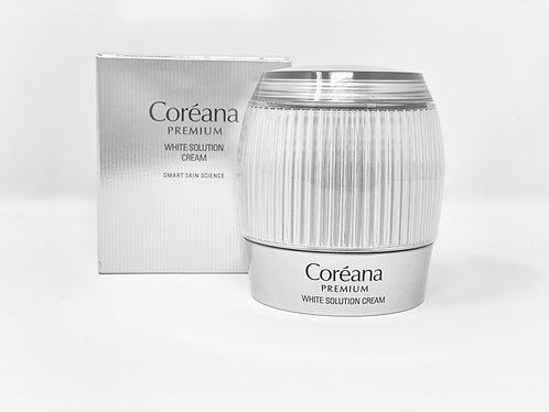 COREANA PREMIUM - WHITENING SOLUTION CREAM