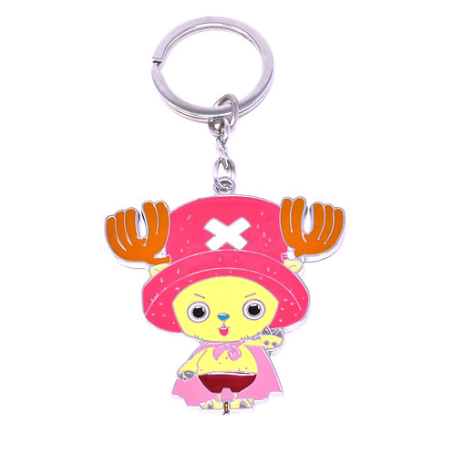 Character Keychain - One Piece - Chopper in Cape
