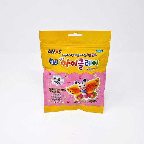 Amos iClay (50g) 1PK - Pink