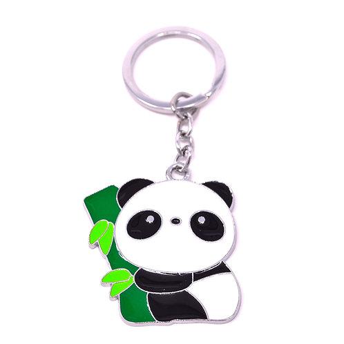 Character Keychain - Cute Bamboo Panda