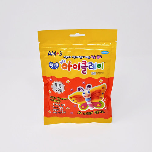 Amos iClay (50g) 1PK - Orange