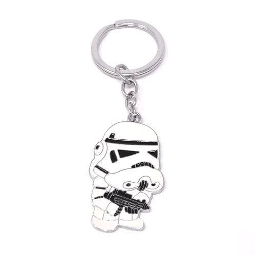 Character Keychain - Star Wars - Storm Trooper