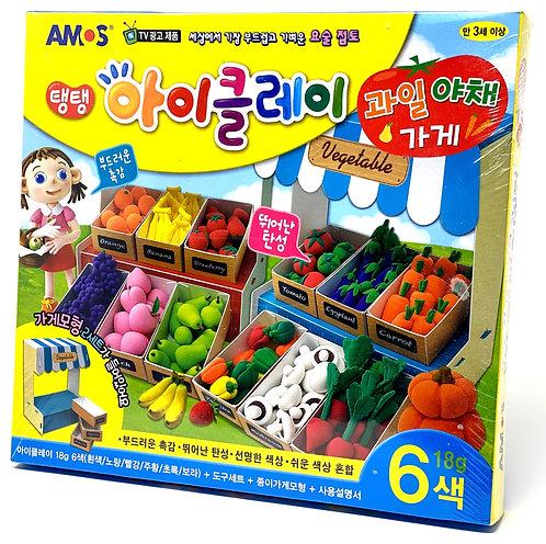 Amos iClay - Teng Teng Fruit & Vegetable Store