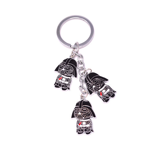 Triple Character Keychain - Star Wars - Darth Vader