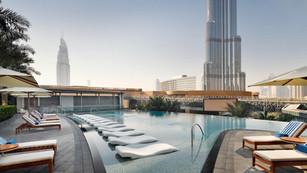 The Address Boulevard Hotel - Dubai, UAE
