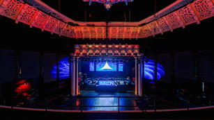 Avalon Night Club - LA, USA.