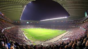 Twickenham Stadium - London, UK.