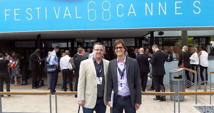 Director Michael Weinstein Cannes