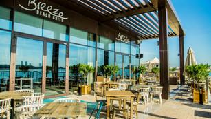 Breeze Grill - Dubai, UAE.