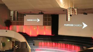 Purpose Church - Los Angeles, USA.