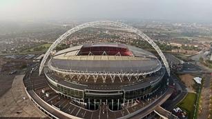 Wembley Stadium - London, UK.