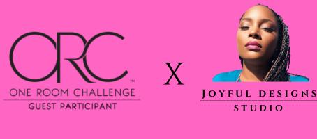VENI VIDI VICI | Joyful Designs®️Studio - Week V One Room Challenge Spring 2021