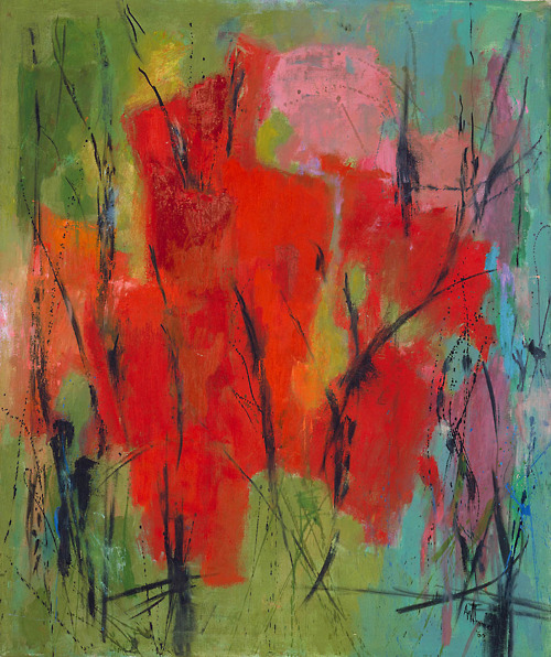 """""""Red abstraction"""""""