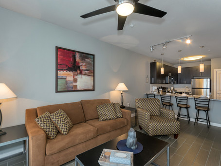 Decorating a Furnished Apartment