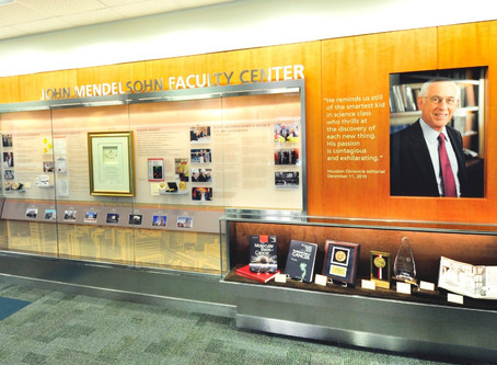 MD Anderson's third full-time president