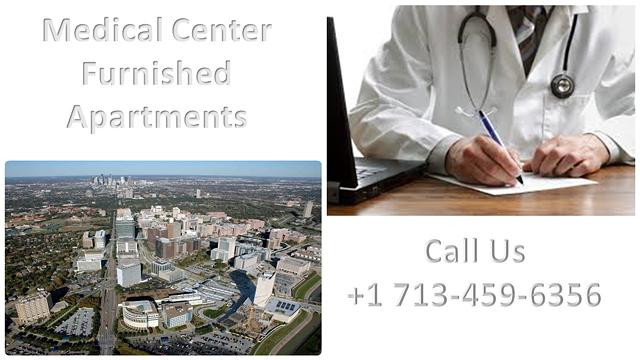 Furnished Apartments At The Medical Center