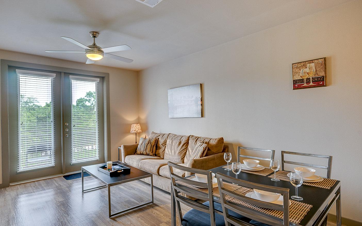 Modera Flats Furnished apartments Houston